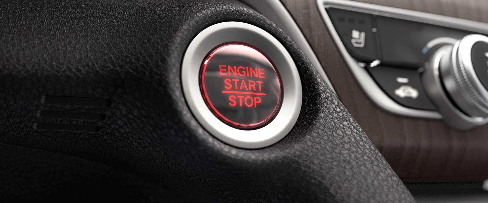 Botão de partida do motor Start_Stop