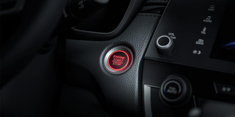 Botão de partida do motor Start/Stop