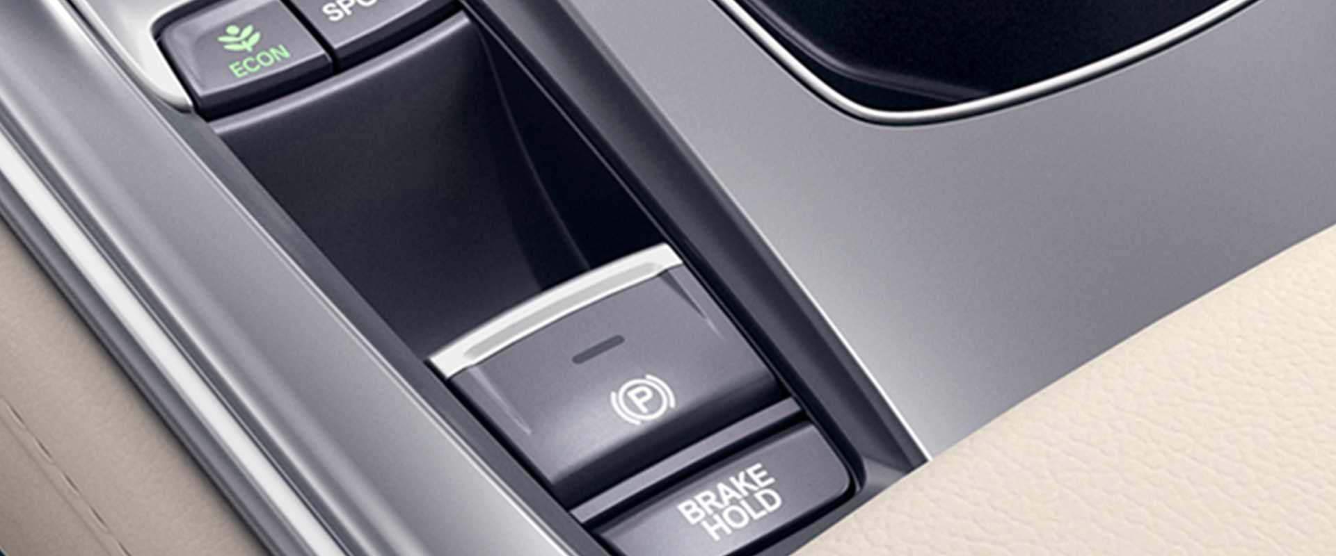 Freio de Estacionamento Eletrônico (EPB) com função Brake Hold