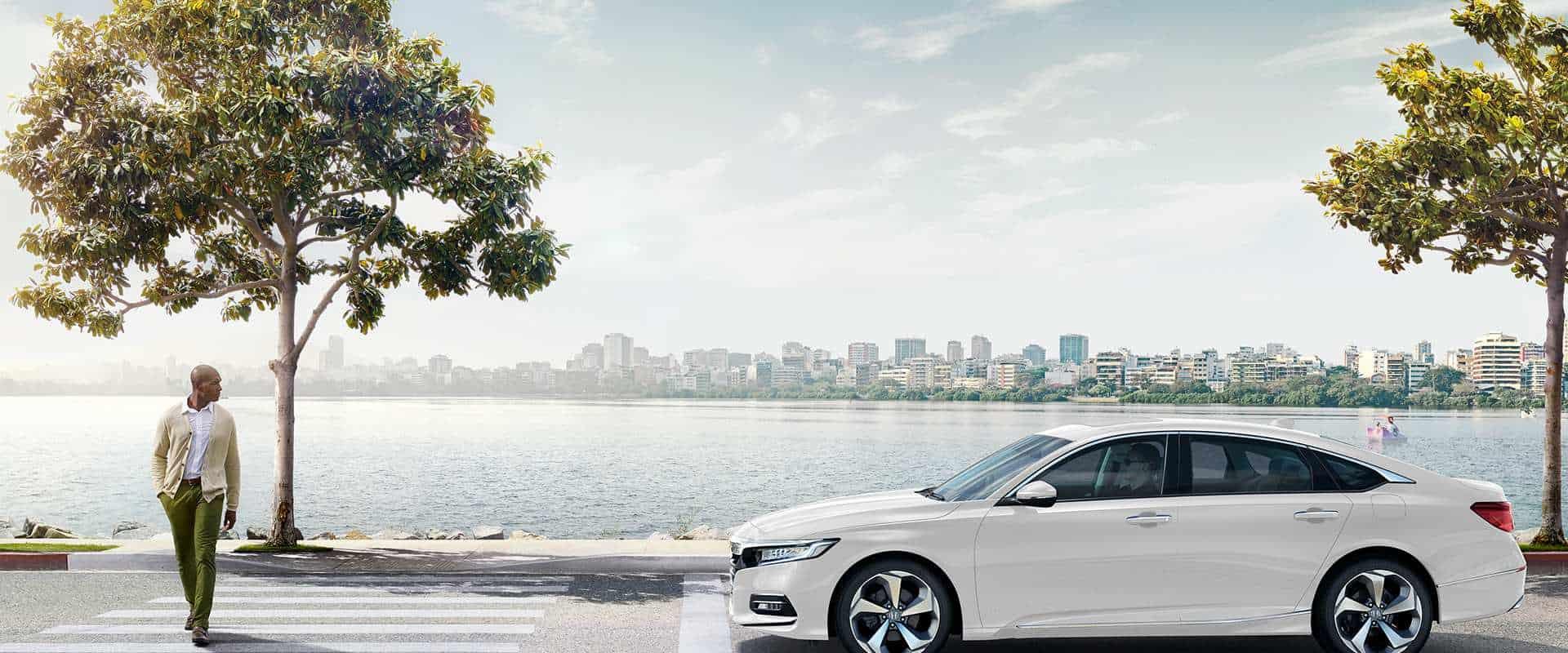 Honda Accord Touring - Dimensões impressionantes