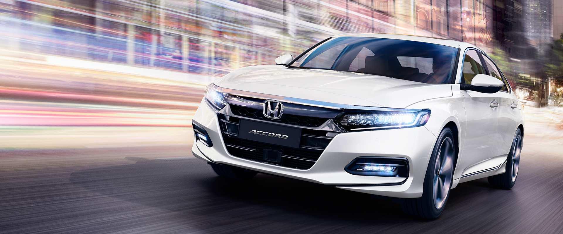 Honda Accord Touring - Modernidade