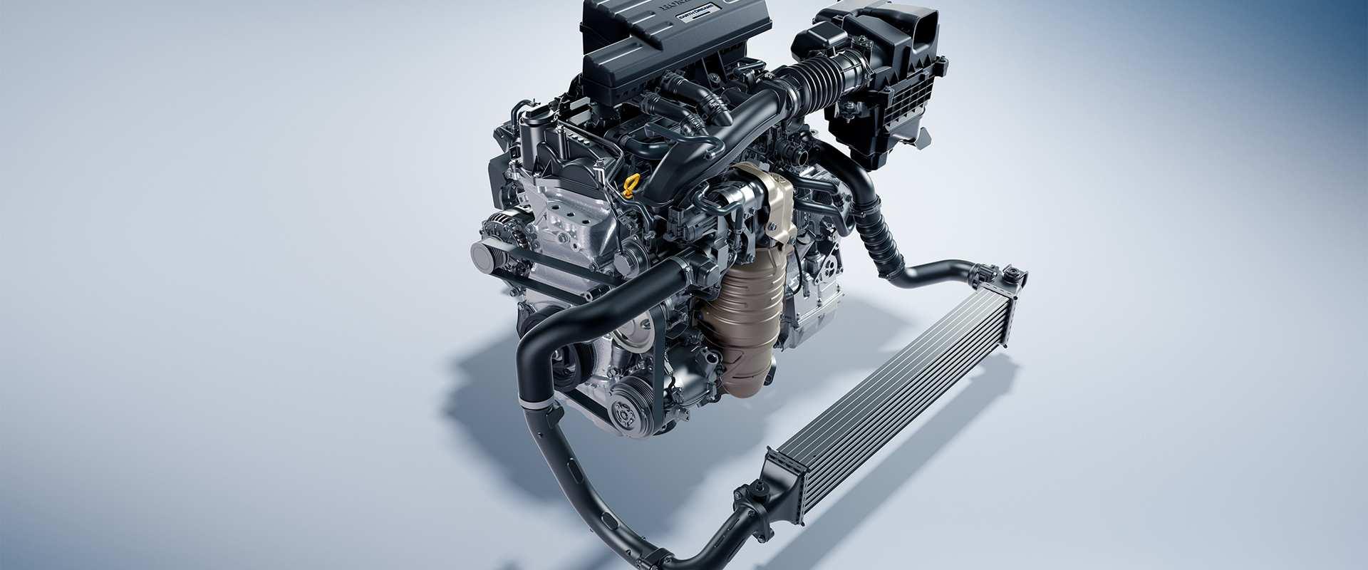 Motor 1.5l TURBO 190cv DOHC 16V duplo VTC