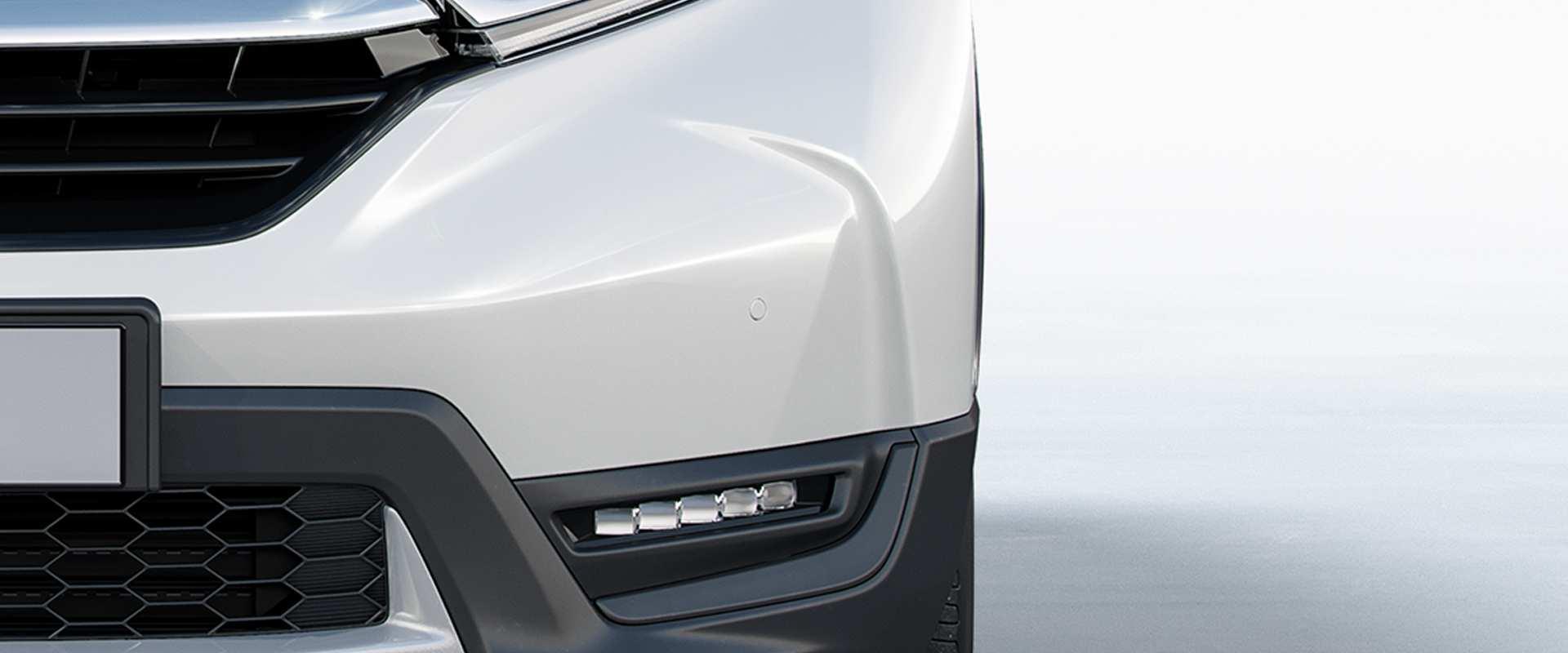 Sensores de estacionamento dianteiro e traseiro