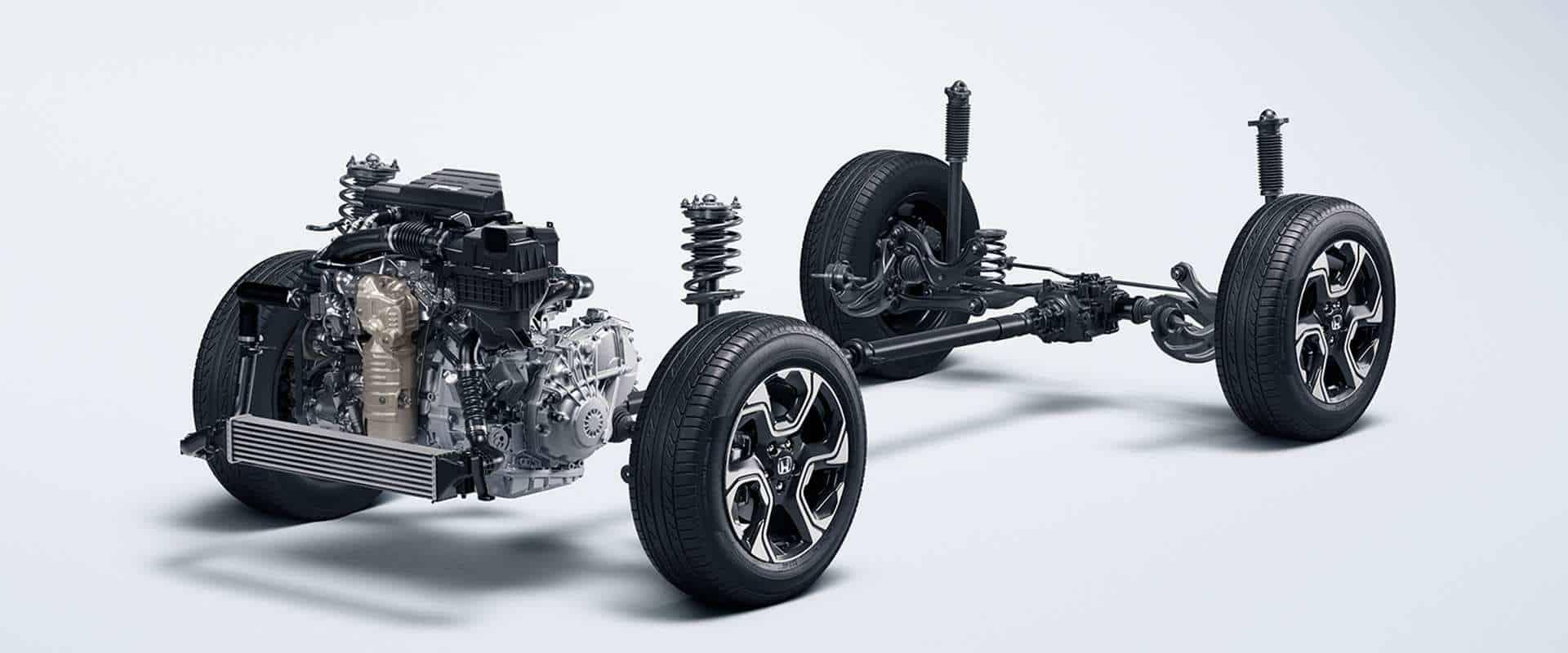 Sistema de tração 4WD