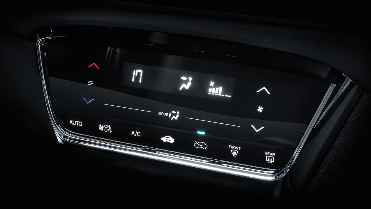 Ar-condicionado digital full touchscreen