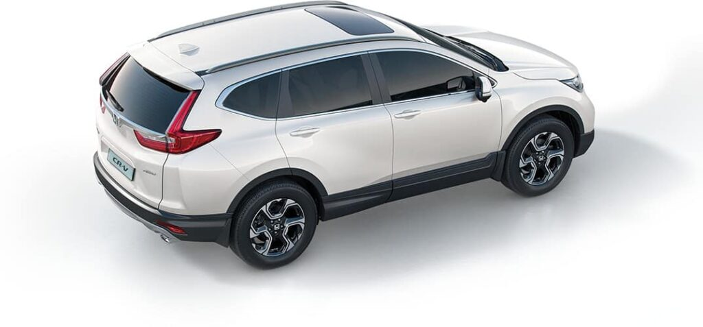 Novo Honda CR-V: o SUV que supera expectativas.