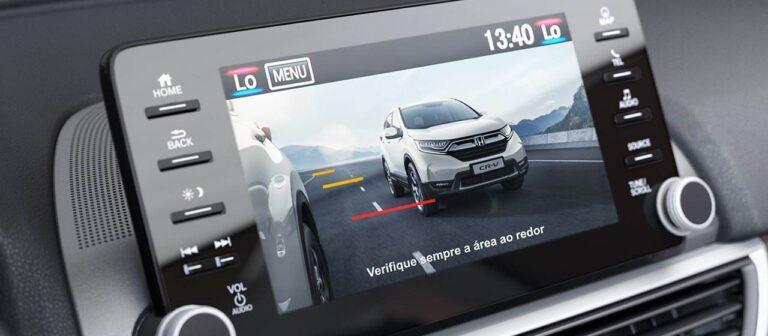 Sistema Honda LaneWatch™