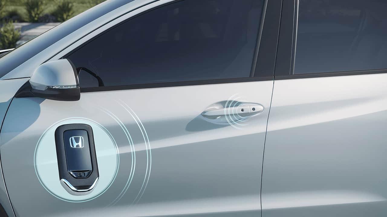Smart Entry - Chave Inteligente com sensor de presença